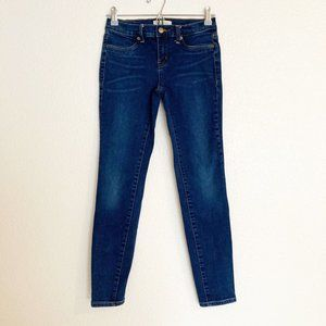Henry & Belle Super Skinny Ankle Low Rise Jeans 26